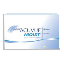 1 Day Acuvue Moist contact lenses sunrise fl