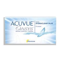 Acuvue Oasys Hydraclear Plus contact lenses sunrise fl