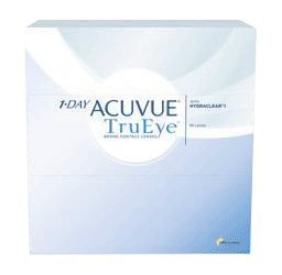 1 Day Acuvue TruEye contact lenses sunrise fl