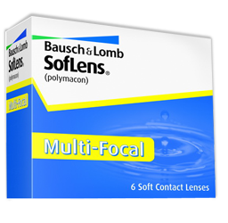 SofLens Multifocal sunrise fl contact lenses