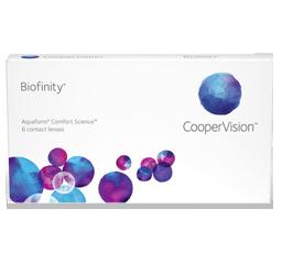 Biofinity Contact lenses in sunrise fl